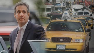 Baixar The boom and bust of Michael Cohen's taxi business