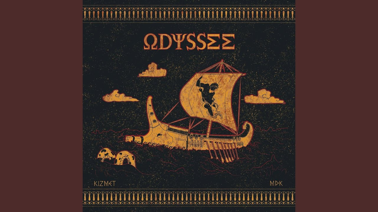 MDK & Kizmet - ODYSSEE LP (cont. Def ill Feat. & Prod.) out now