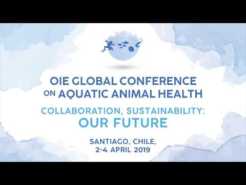 Day 1 - OIE GLOBAL CONFERENCE ON AQUATIC ANIMAL HEALTH