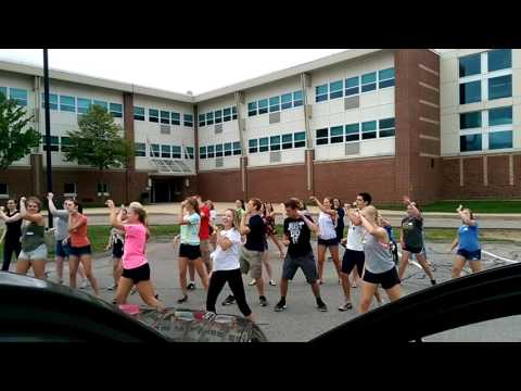 Quabbin Regional High School Musical Link(Dance)Crew