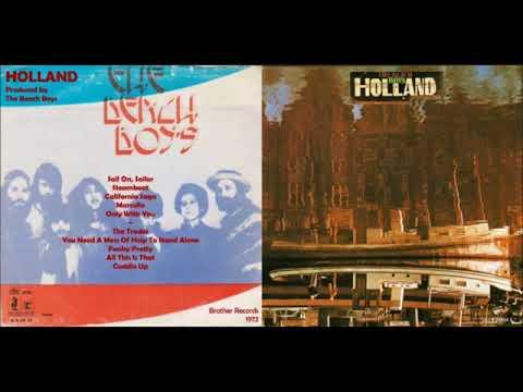 The Beach Boys - Holland (1972) - Revisionist version