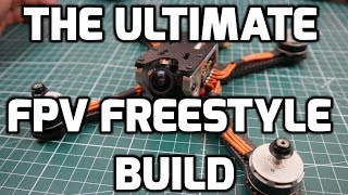 How to build the ultimate FPV Freestyle Drone // Dalrc Engine, kakute V2, F40 V3