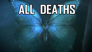 Until Dawn Walkthrough - All Possible Death Scenes (PS4 Gameplay)