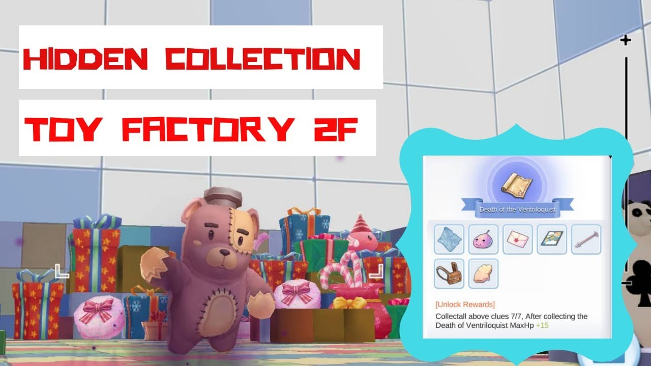Hidden Collection Special Monster Toy Factory 2F Ragnarok Mobile Eternal  Love
