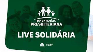 Live Solidária - 30/04/2021 - IPMN