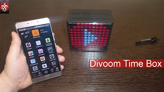 Divoom Time Box
