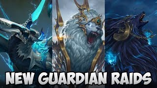 Lost Ark - New Guardian Raids Preview - Final CBT Gameplay
