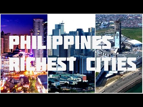 What are the major cities in the philippines