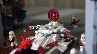 LEGO Star Wars Battle on Saleucami