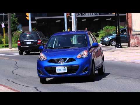 Car Review - 2015 Nissan Micra | Driving.ca
