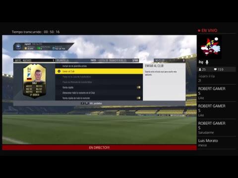 FIFA17|NOS TOCA CUALQUIER IF DE + 84 DE MEDIA!!!