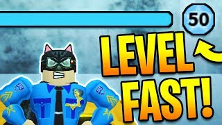 HOW TO LEVEL UP FAST! POLICE FASTEST METHOD! Roblox Jailbreak New Update | Jailbreak Winter Update