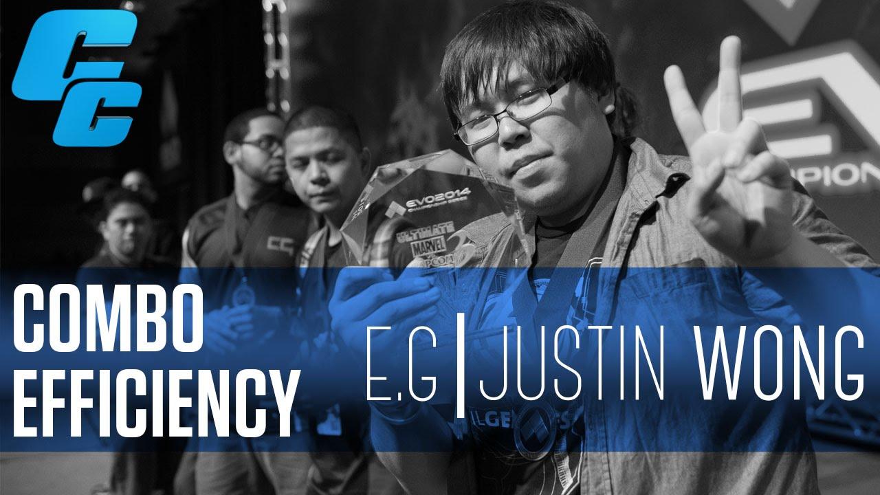 """EG.Justin Wong Training Series #01: """"COMBO EFFICIENCY"""" (@jwonggg)"""