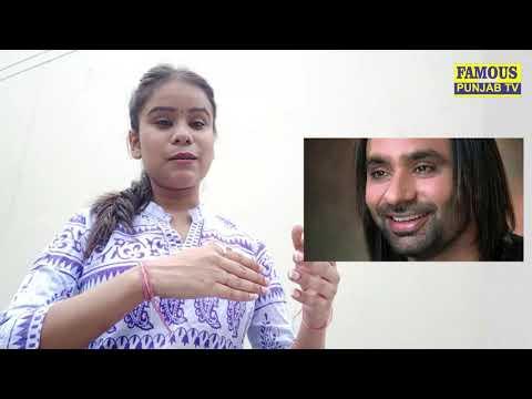 Babbu Maan Clickan Elly Mangat Song Review With Simran Hans Famous Punjab Tv