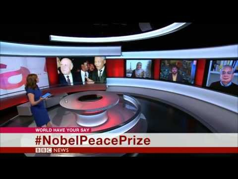 BBC World Have Your Say: Who should have won the Nobel Peace Prize?