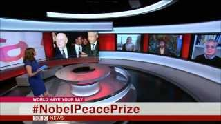 bbc world have your say who should have won the nobel peace prize?