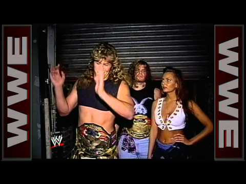 Stevie Richards brags about becoming ECW Tag Team Champions with Raven: Hardcore TV, July 4, 1995