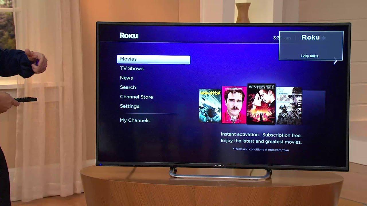 Proscan 50 led tv manual