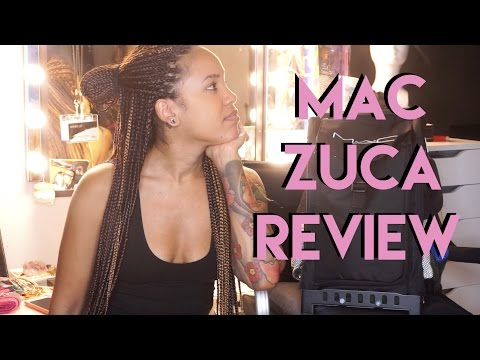 REVIEW: MAC ZUCA BAG + WHAT'S IN MY KIT? || OFFICIAL KILLJOYY