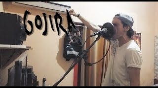Gojira - Stranded (Vocal Cover) ♦ Alejandrei