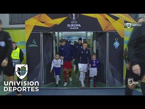 FC Astana 0-1 Dinamo de Kiev - GOL Y RESUMEN - Grupo K - UEFA Europa League