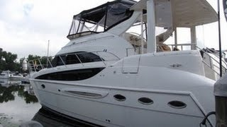 sold used 2006 meridian 408 aft cabin motor yacht in cayuga new york