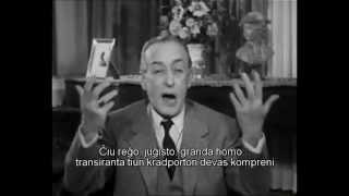 La nivelilo (A livella) Totò (Antonio De Curtis) ESPERANTO