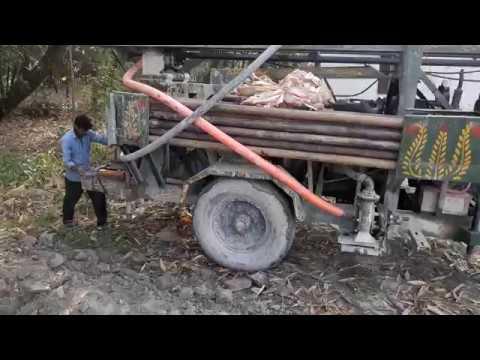 Bore Well Drilling Machine