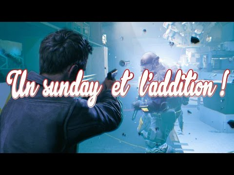Pluie de news (Un Sunday et l'Addition S3 n°11)