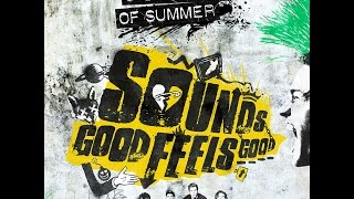 5 Seconds Of Summer announce 'Sounds Good Feels Good' Release Date