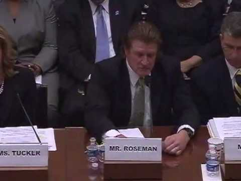 IRS' Greg Roseman Pleads the Fifth