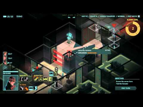 Invisible Inc Story 7 Memory Check