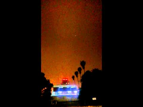 UFO sighting in baldwin park ca ...aliens 4-5-13