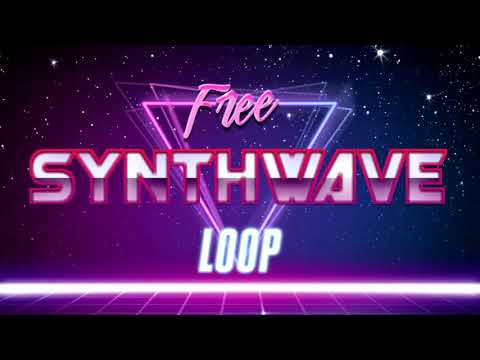 Free Synthwave Loop(s) - Main File Includes 16 Loops