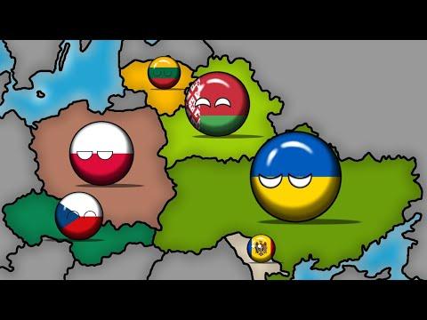 видео: Альтернативное будущее Восточной Европы #1