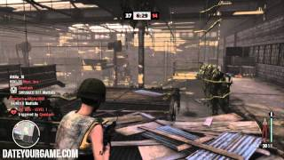 Max Payne 3 PC Multiplayer Gameplay