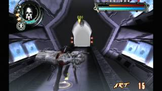 [PS2] GUNGRAVE OD Stage9 - Starship (Ending)