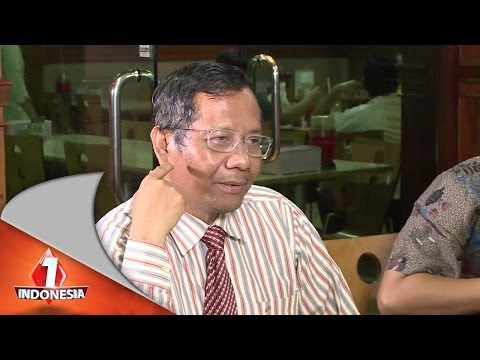 Satu Indonesia - Marissa Anita - Mahfud MD
