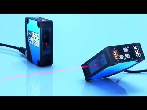 Laser Photoelectric Sensor W280L-2 Long Range From SICK | SICK AG