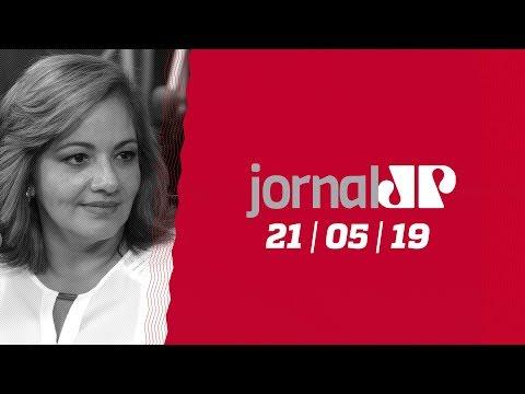 Jornal Jovem Pan - 21/05/19