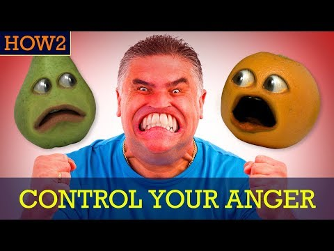 HOW2: How to Control Your Anger