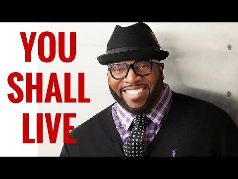 You Shall Live - Marvin Sapp - You Shall Live (Audio)