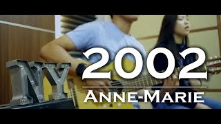 Gambar cover 2002 - Anne Marie | by Nadia & Yoseph (NY Cover)