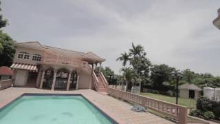 Shooter Trav in Kingston Jamaica Mansion | Vlog #5 | Tour of Cherry Garden Mansion