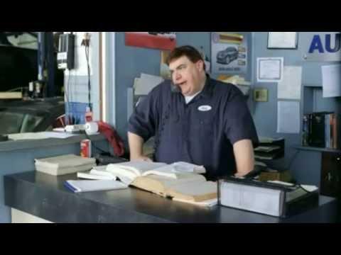 Ad funny commercial AAAAAA Auto Repair