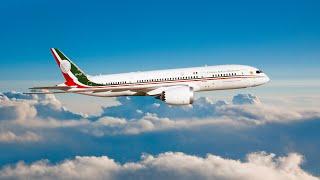 Fuerza Aérea Mexicana resguardará avión presidencial. Conferencia presidente AMLO