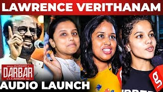 Thalaivar Fans Verithanam at Darbar Audio Launch