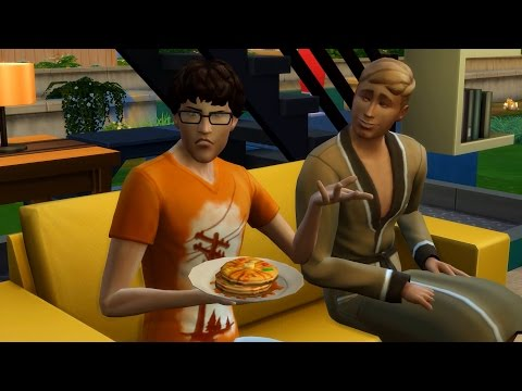 The Sims 4 - Gummy Bear Pancakes [39]