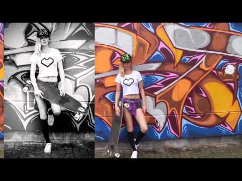 Making Of: Skatergirl Shooting mit Lisa Smit
