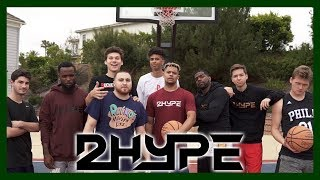 2HYPE BEST TRUE SHOOTER CHALLENGE!! (Shooting Under Pressure) V2!
